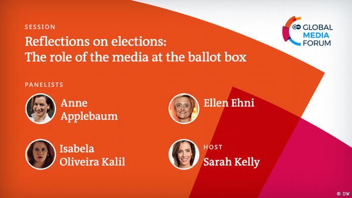 GMF session: Elections and the media (DW)