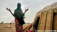 Burkina Faso | Siedlung für Binnenflüchtlinge (Giles Clarke/UNOCHA)