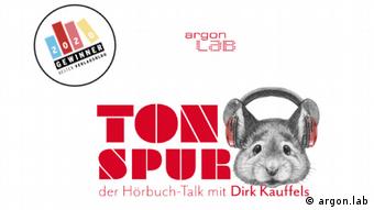 Buchblog Awards 2020 Tonspur – der Hörbuch-Talk mit Dirk Kauffels