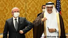 Bahrain Manama | Zeremonie Abkommen Diplomatische Beziehungen Israel VAE