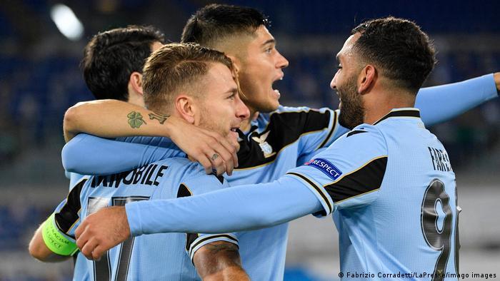 Fussball | Champions | League Lazio - Borussia Dortmund