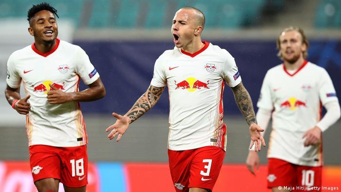 Fußball | Champions League | RB Leipzig vs. Istanbul Basaksehir (Maja Hitij/Getty Images)