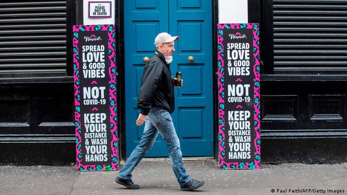 Großbritannien Belfast | Coronavirus in Nordirland