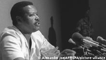 Burundi Pierre Buyoya