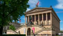 Artworks Vandalized On Berlin S Museum Island Dw News Latest News And Breaking Stories Dw 21 10 2020