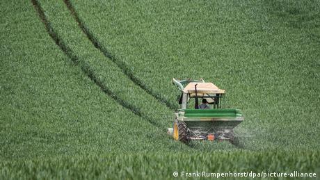 PAC: Privilégier l'environnement ou la productivité? (Frank Rumpenhorst/dpa/picture-alliance)