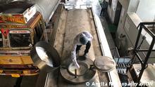 Indien Milch Amul