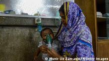 Bangladesch Luftverschmutzung