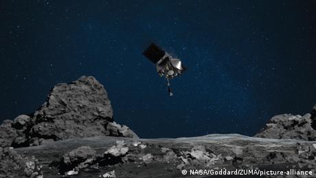 NASA OSIRIS-REx Mission (NASA/Goddard/ZUMA/picture-alliance)