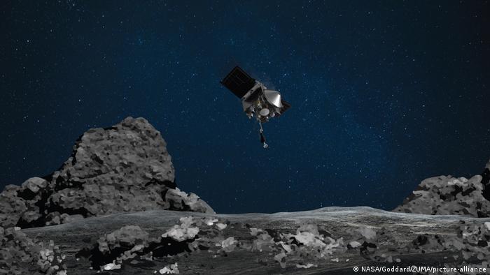 NASA OSIRIS-REx Mission