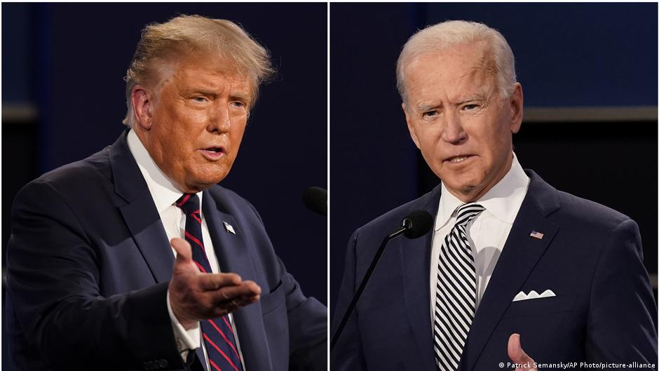 Wall Street drops Donald Trump in favor of Joe Biden