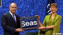 Estland Gipfeltreffen Drei-Meere-Initiative