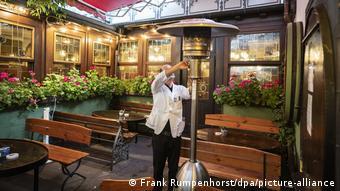 Κλείνουν από τις 2 Νοεμβρίου εστιατόρια και μπαρ σε όλη τη Γερμανία