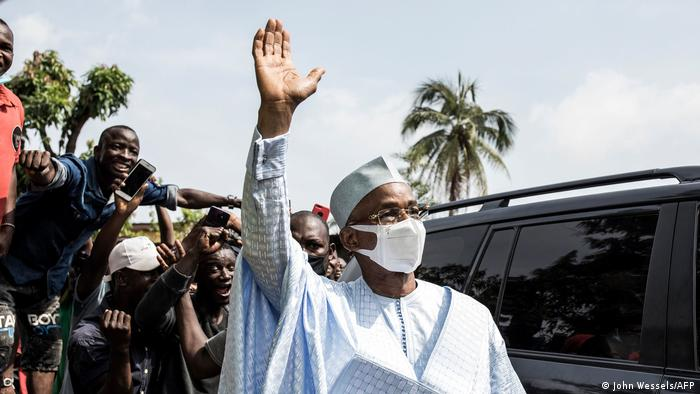 L'opposant Cellou Dalein Diallo s'était déjà déclaré vainqueur de la présidentielle du 18 octobre
