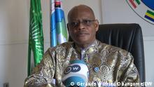 Gilberto Da Piedade Verissimo, Präsident der Zentralafrikanischen Wirtschaftsgemeinschaft (CEEAC)