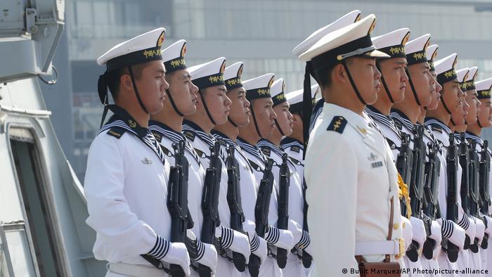 Китайски войници