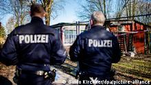 Deutschland Lügde | Missbrauchsfall | Campingplatz Eichwald (Guido Kirchner/dpa/picture-alliance)