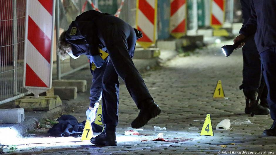 Germany: Dresden knife attack likely motivated by Islamic extremism