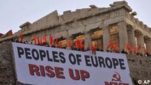 Griechenland Finanzkrise Mai 2010 Athen