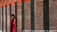 Indien Bildung Symbolbild Universität Dehli