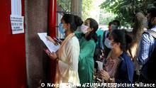 Indien Bildung Symbolbild UPSC