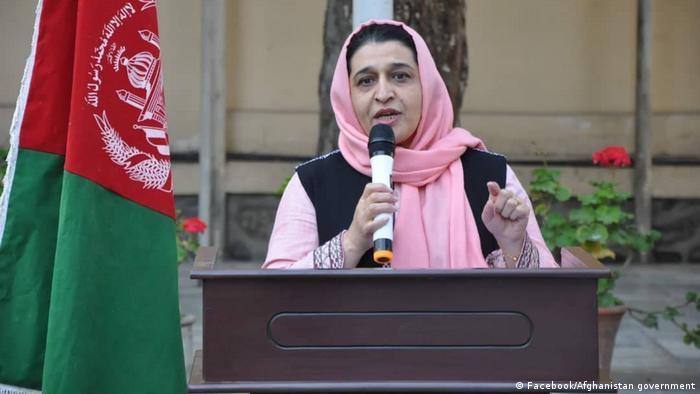 Afghanistan | Kabinettsmitglieder | Minister (Facebook/Afghanistan government)