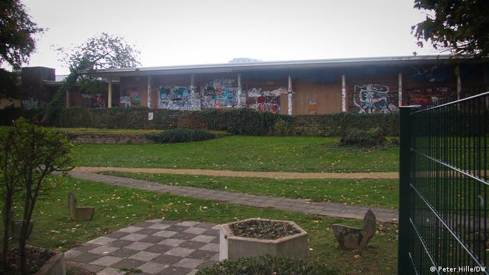 Deutschland Ehemaliger amerikanischer Club in Bonn