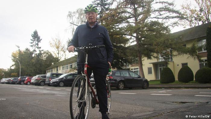 Deutschland Der ehemalige Anwalt Johannes Kindler in Bonn