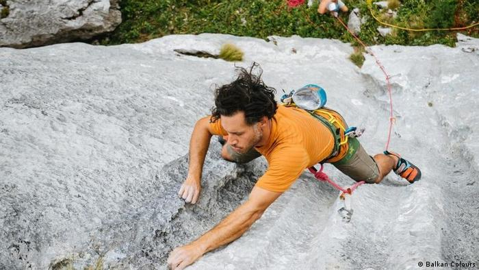 Bosnien Herzegowina Anlegen neuer Klettersteige