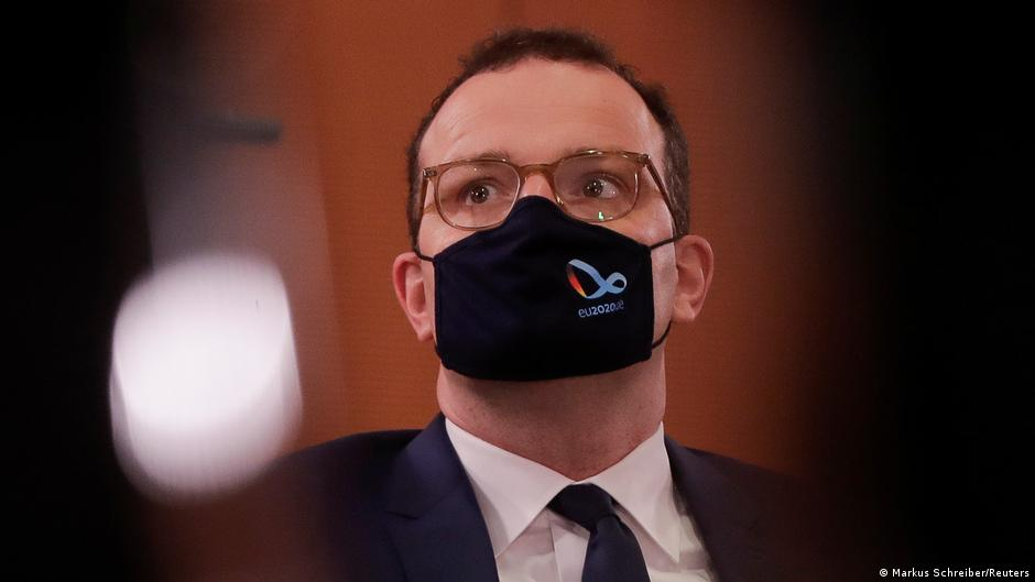 German health minister Jens Spahn tests positive for coronavirus