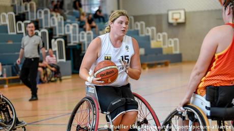 Nations Cup Köln - Deutschland - Spanien - Barbara Gross (Mueller Laschet/Beautiful Sports/picture-alliance)
