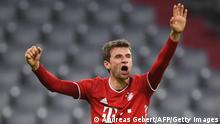 Fußball Champions League | Bayern München vs Atletico Madrid