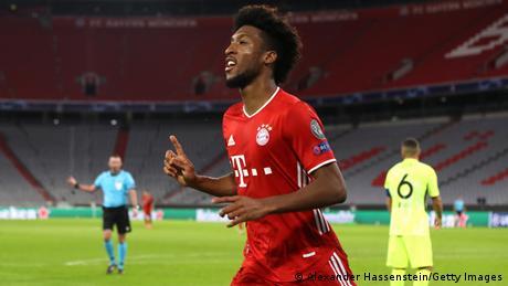 Fußball Champions League | Bayern München vs Atletico Madrid (Alexander Hassenstein/Getty Images)