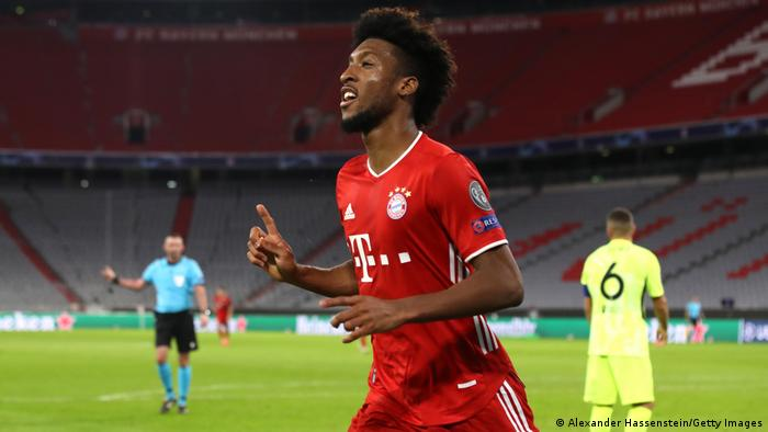 Champions League Brilliant Bayern Munich Flatten Atletico To Open Title Defense Sports German Football And Major International Sports News Dw 22 10 2020