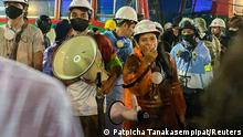 Thailand Bangkok | Anti-Regierungsprotest | Patsaravalee Tanakitvibulpon