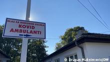 Steigende Corona-Zahlen in Bosnien und Herzegowina