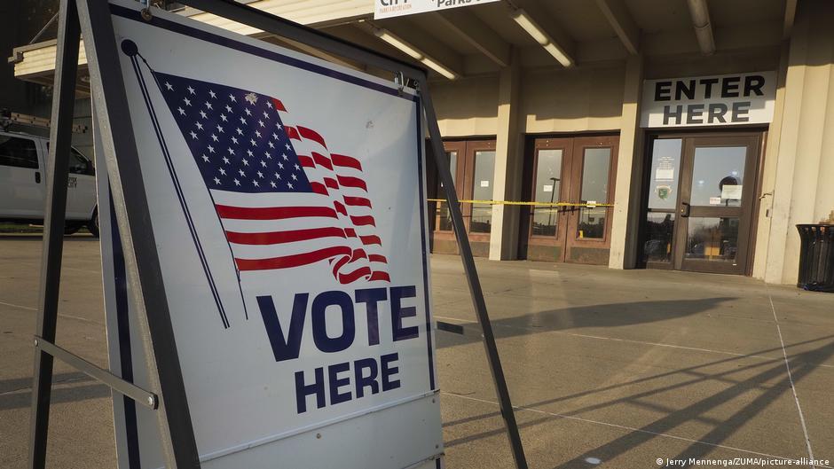 選舉之後的計票工作也有可能會持續一周之久