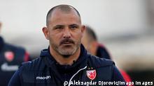 Dejan Stankovic Trainer Roter Stern Belgrad