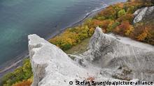 Национальный парк Ясмунд на острове Рюген