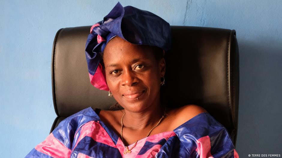 Sierra Leone anti-FGM activist wins German human rights prize