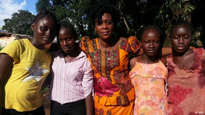 Frauenrechtlerin Rugiatu Turay aus Sierra Leone