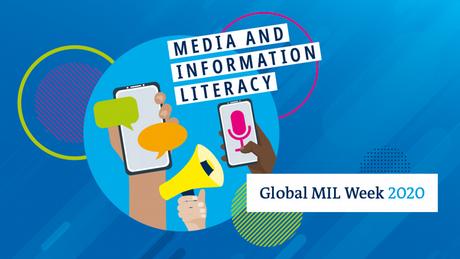 Media and Information Literacy key visual