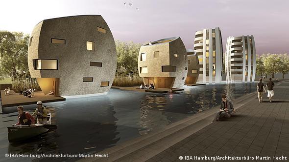 hamburg stellt sich dem klimawandel global ideas dw. Black Bedroom Furniture Sets. Home Design Ideas