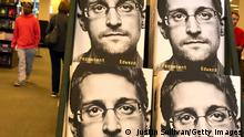 USA Buch Edward Snowden Permanent Record ( Justin Sullivan/Getty Images)
