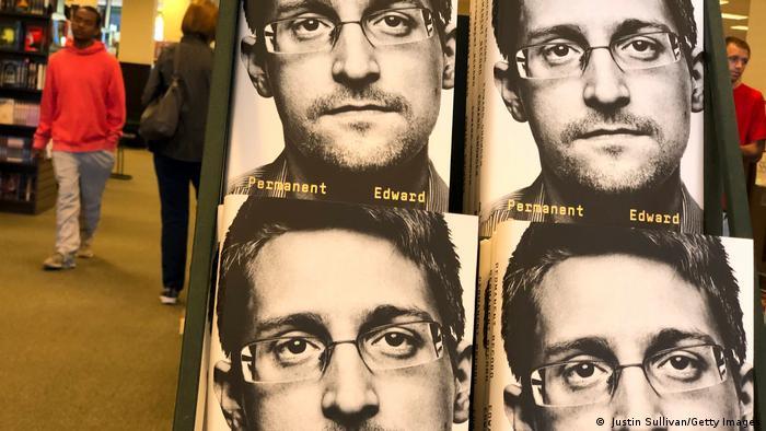 USA Buch Edward Snowden Permanent Record