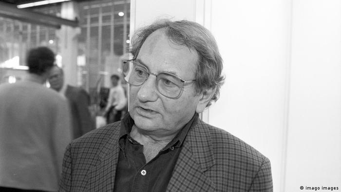 Jurnalis lingkungan asal Jerman, Horst Stern
