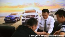 China Guanhzhou | Mercedes-Benz - Autohaus von Mercedes-Benz in China