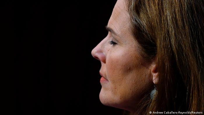 Washington | Senatsanhörung Amy Coney Barrett