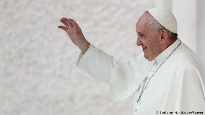 Vatikan Papst Franziskus