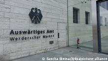 Berlin | Auswärtiges Amt (Sascha Steinach/dpa/picture-alliance)